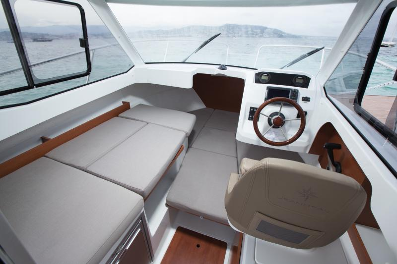 Merry Fisher 605 Interior Views 1