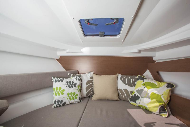 Merry Fisher 795 Interior Views 5