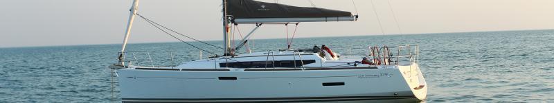 Sun Odyssey 379 │ Sun Odyssey of 11m │ Boat Sailboat Jeanneau  8329