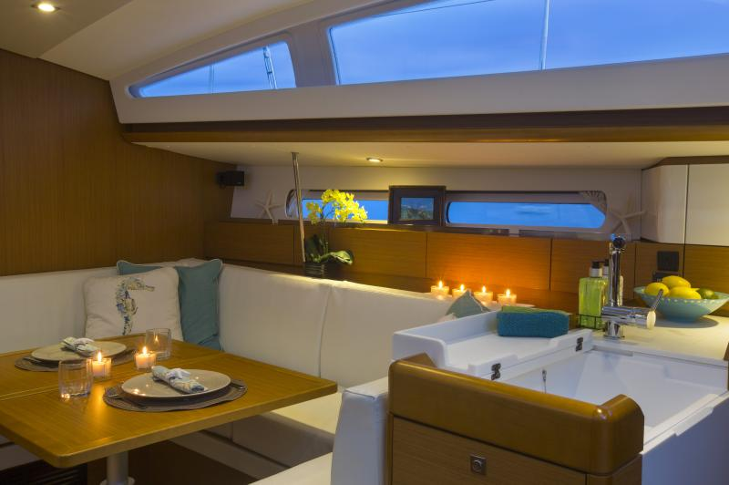 Sun Odyssey 44 DS │ Sun Odyssey DS of 13m │ Boat Barche a vela Jeanneau barche Sun-Odyssey-DS-44DS 839