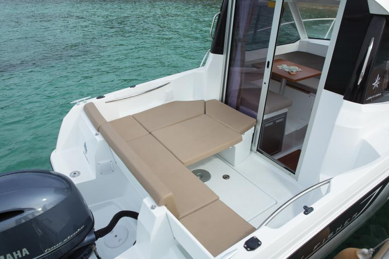 Merry Fisher 605 Interior Views 2