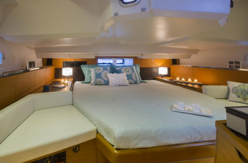 Sun Odyssey 44 DS │ Sun Odyssey DS of 13m │ Boat Barche a vela Jeanneau barche Sun-Odyssey-DS-44DS 834