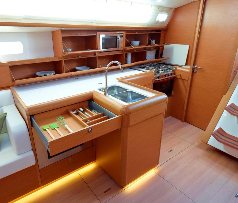 Sun Odyssey 519 │ Sun Odyssey of 16m │ Boat Segelboote Jeanneau  19815