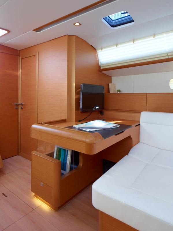 Sun Odyssey 519 │ Sun Odyssey of 16m │ Boat Segelboote Jeanneau  19812