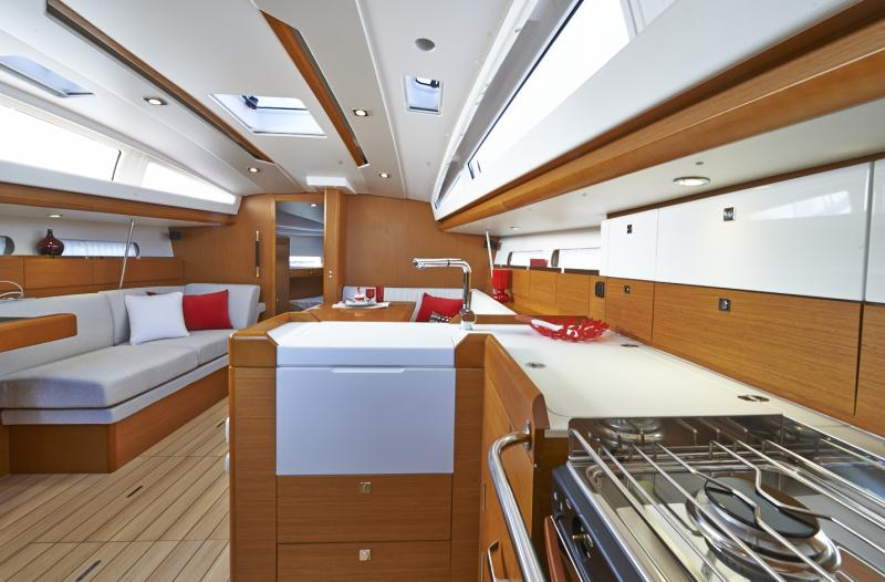 Sun Odyssey 41 DS │ Sun Odyssey DS of 12m │ Boat Sailboat Jeanneau boat Sun-Odyssey-DS-41DS 848