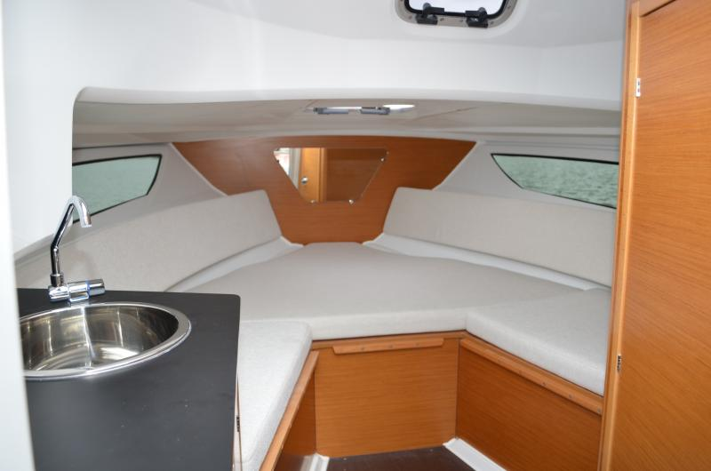 Cap Camarat 7.5 WA Interior Views 4