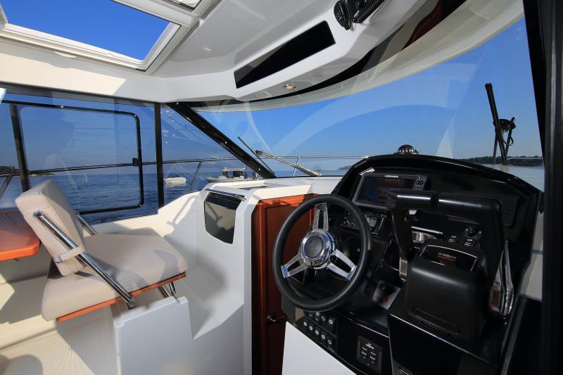 Merry Fisher 895 Vistas del interior 1