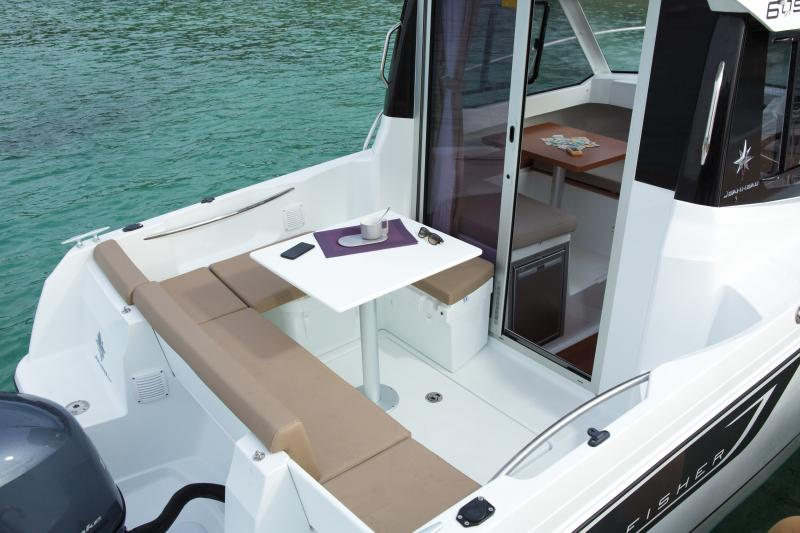 Merry Fisher 605 Interior Views 3