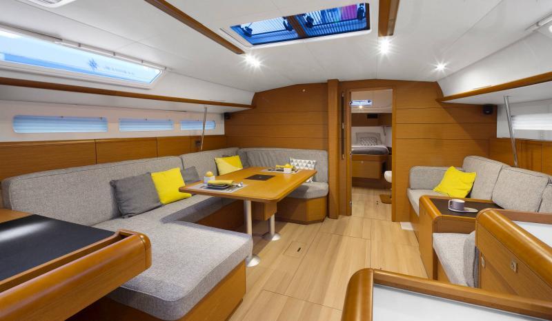 Sun Odyssey 519 │ Sun Odyssey of 16m │ Boat Segelboote Jeanneau  19795