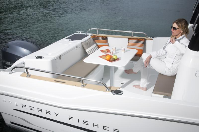 Merry Fisher 695 Marlin Vistas del interior 9