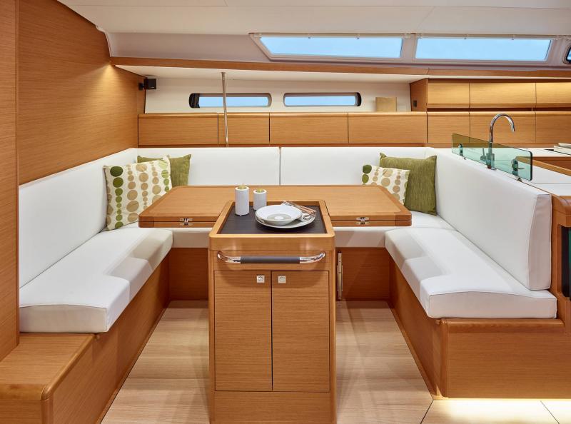 Sun Odyssey 449 │ Sun Odyssey of 14m │ Boat Sailboat Jeanneau  19521