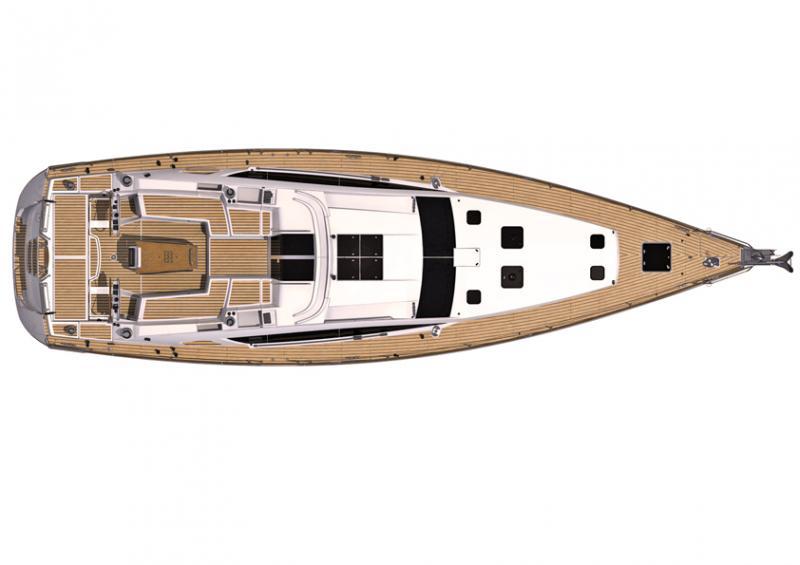 Jeanneau 57 │ Jeanneau Yachts of 18m │ Boat Sailboat Jeanneau boat jeanneau_yacht-jeanneau-57 178