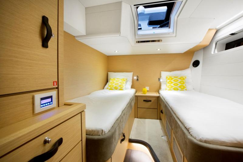 Jeanneau 64 Interior Views 1