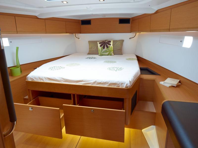 Sun Odyssey 519 │ Sun Odyssey of 16m │ Boat Segelboote Jeanneau  19807
