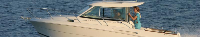 Merry Fisher 705 │ Merry Fisher Inboard of 7m │ Boat Inboard Jeanneau  6606
