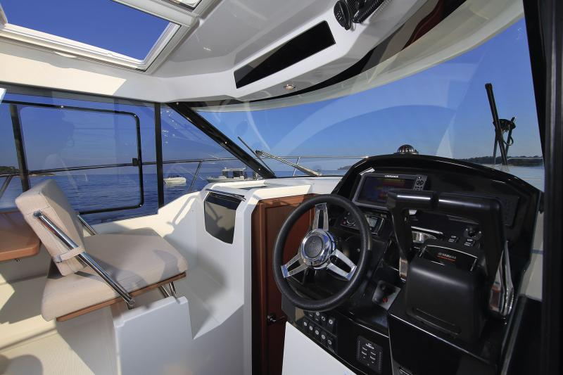 Merry Fisher 895 Interior Views 2