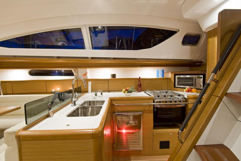 Sun Odyssey 50 DS │ Sun Odyssey DS of 15m │ Boat Sailboat Jeanneau boat Sun-Odyssey-DS-50DS 141