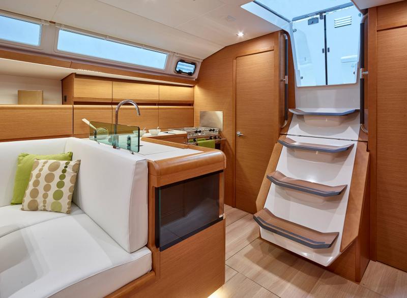 Sun Odyssey 449 │ Sun Odyssey of 14m │ Boat Sailboat Jeanneau  19522