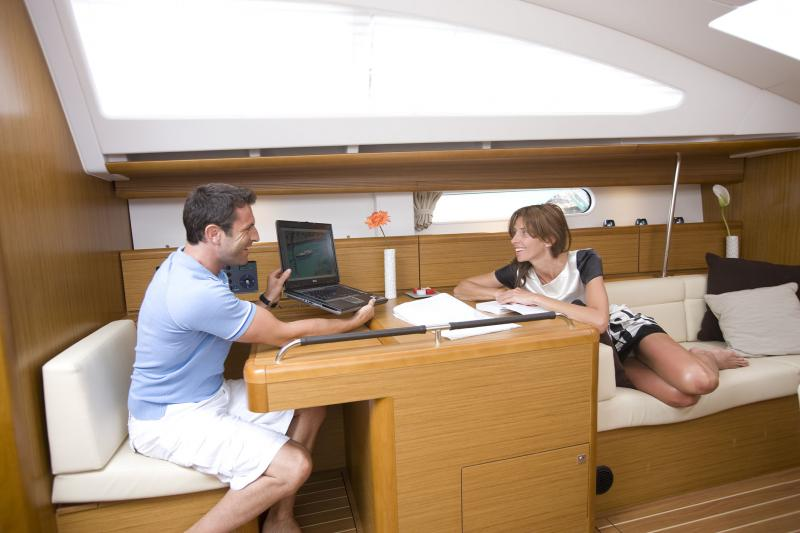 Sun Odyssey 50 DS │ Sun Odyssey DS of 15m │ Boat Sailboat Jeanneau boat Sun-Odyssey-DS-50DS 143