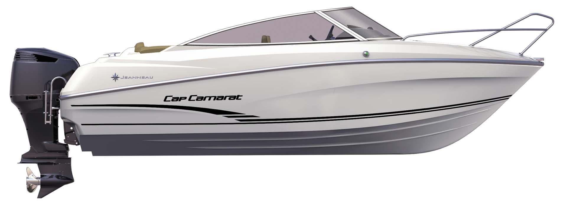 Cap Camarat 6.5 DC