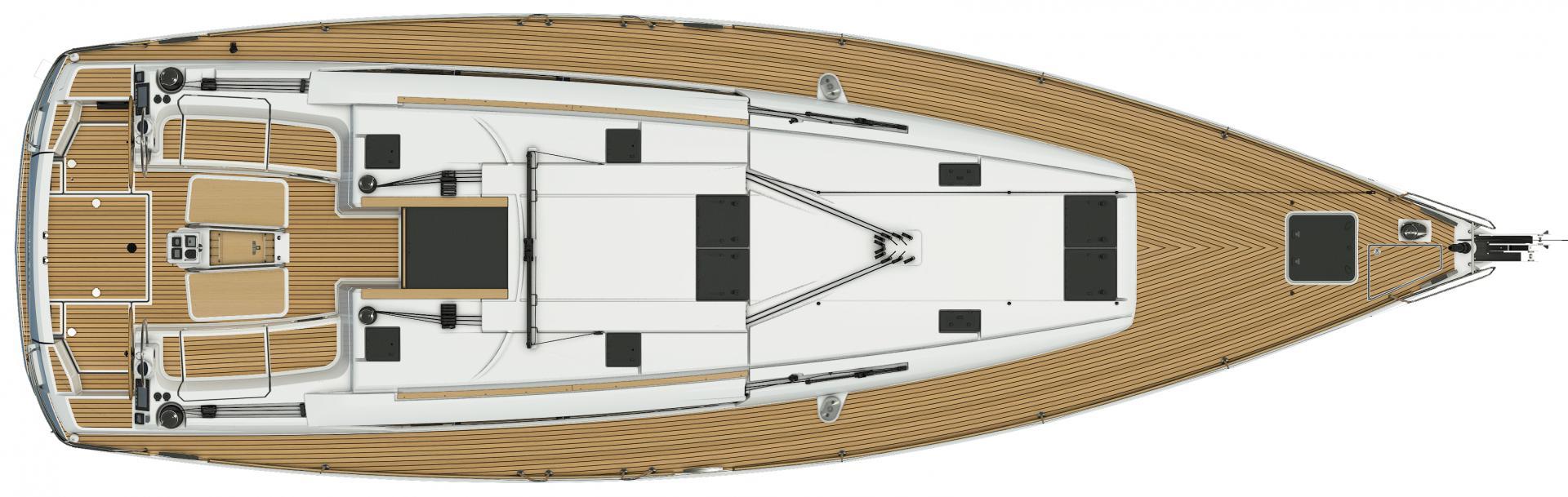Sun Odyssey 509 | Jeanneau Boats