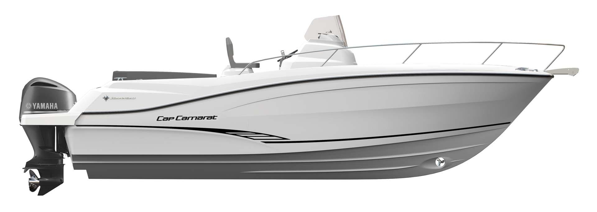 Cap Camarat 9.0 CC │ Cap Camarat Center Console of 9m │ Boat 舷外动力艇 Jeanneau 11159