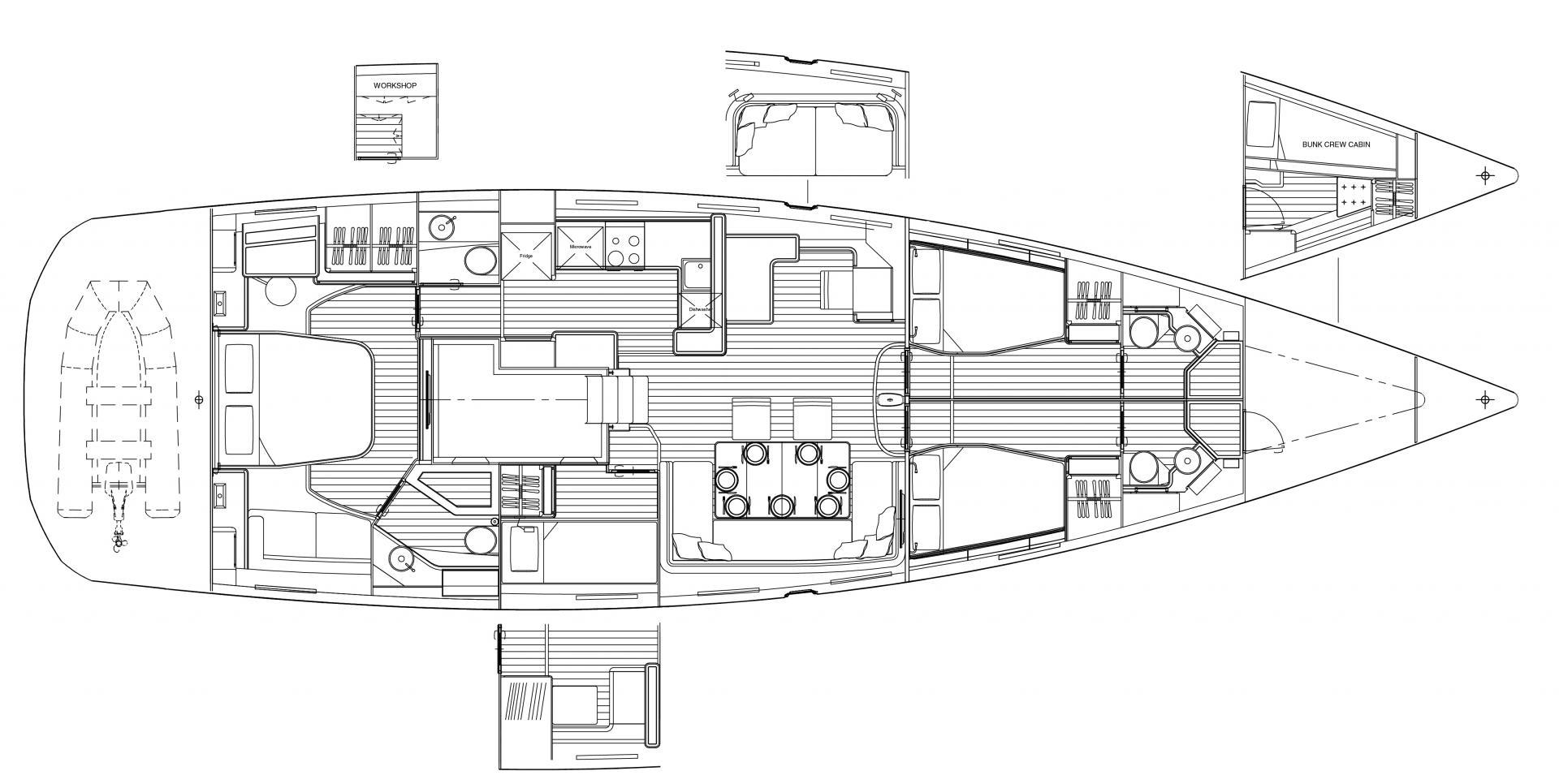 Jeanneau 64 Jeanneau Boats
