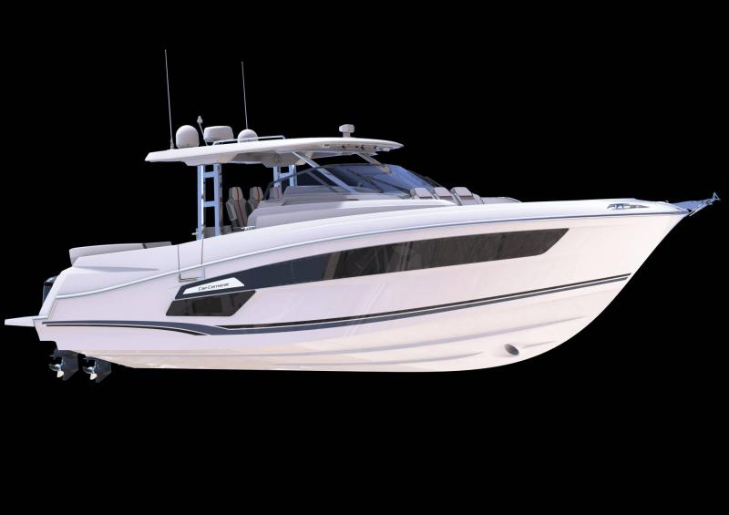 Cap Camarat 12.5 WA │ Cap Camarat Walk Around of 12m │ Boat Outboard Jeanneau  17662