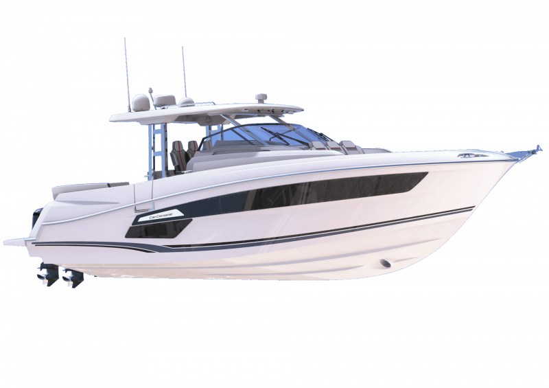 Cap Camarat 12.5 WA │ Cap Camarat Walk Around of 12m │ Boat Outboard Jeanneau  17661