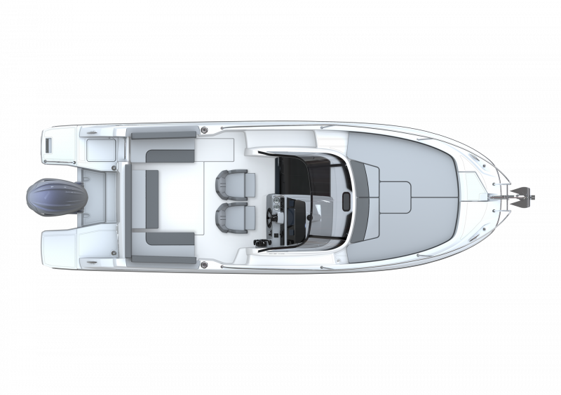 Leader 7.5 Series 3 │ Leader of 7m │ Boat powerboat Jeanneau  23141