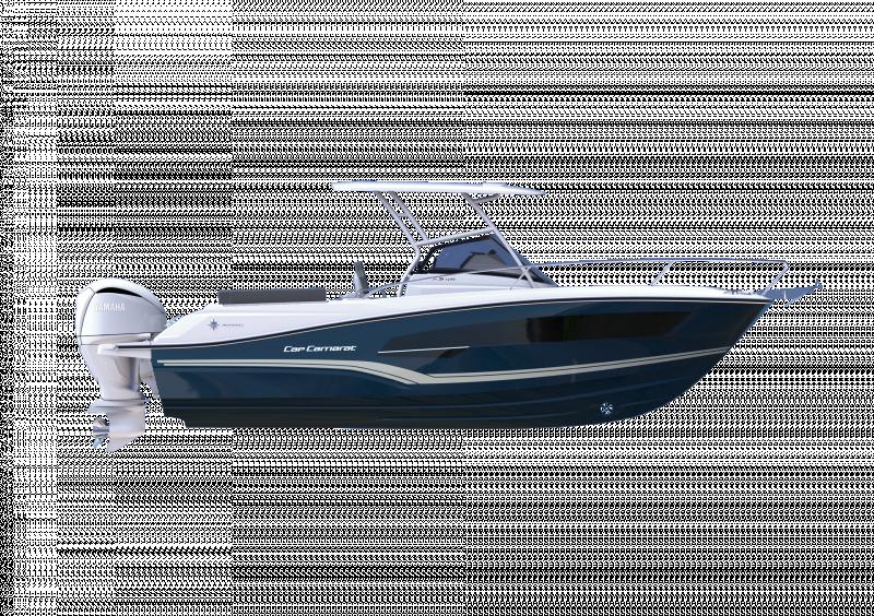 Cap Camarat 7.5 WA Série3 │ Cap Camarat Walk Around of 7m │ Boat powerboat Jeanneau  23149