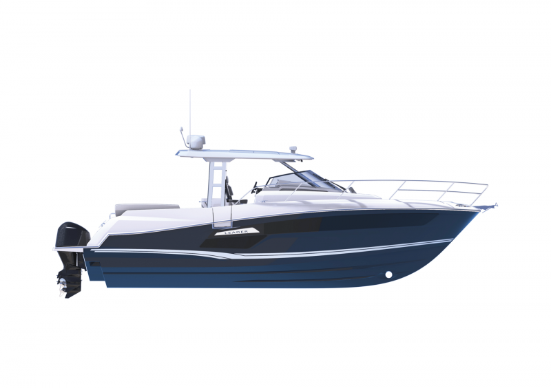 Leader 12.5 │ Leader WA of 12m │ Boat powerboat Jeanneau  21104