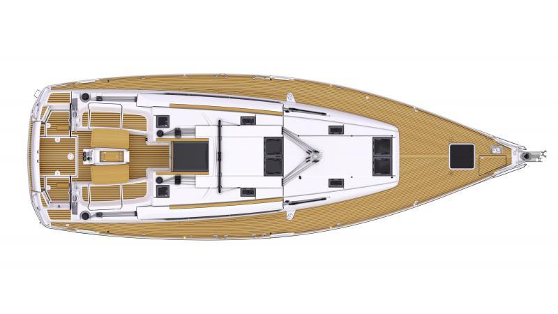 Sun Odyssey 469 │ Sun Odyssey of 14m │ Boat Sailboat Jeanneau  8363