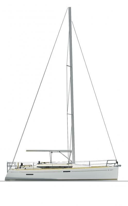Sun Odyssey 379 │ Sun Odyssey of 11m │ Boat Sailboat Jeanneau  8359