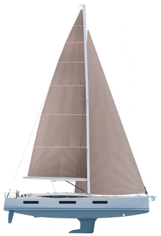 Jeanneau Yachts 60 │ Jeanneau Yachts of 18m │ Boat Sailboat Jeanneau  23057
