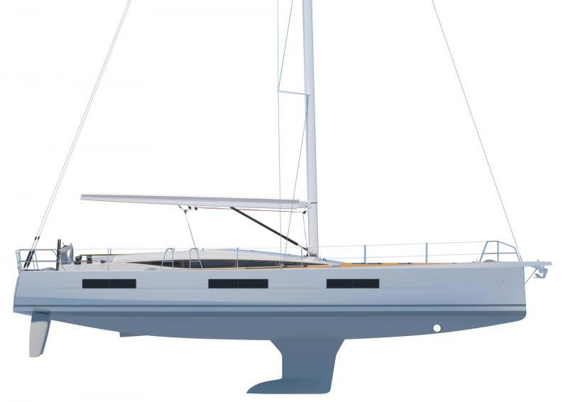Jeanneau Yachts 60 │ Jeanneau Yachts of 0m │ Boat Sailboat Jeanneau  20853