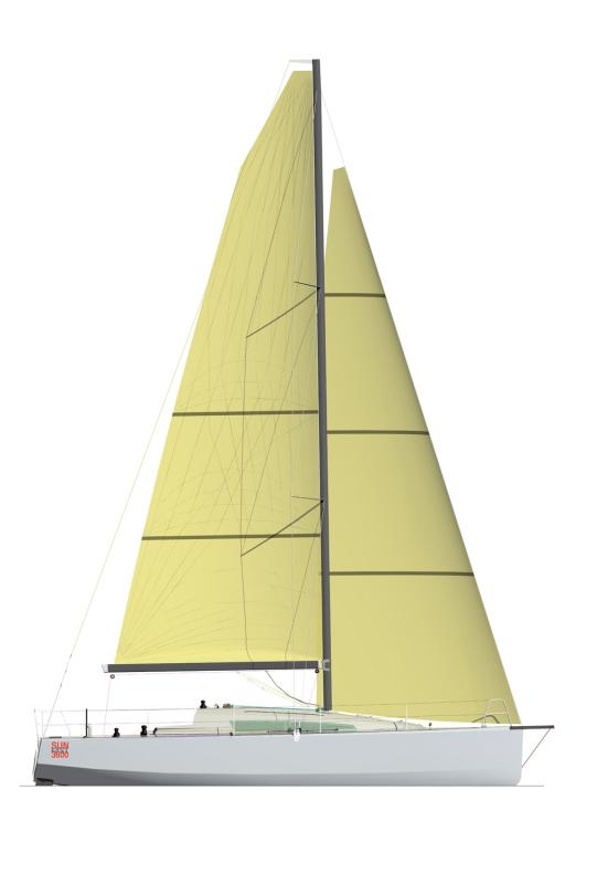 Sun Fast 3600 │ Sun Fast of 11m │ Boat Sailboat Jeanneau boat plans 661