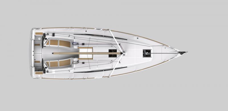 Sun Odyssey 349 │ Sun Odyssey of 10m │ Boat Sailboat Jeanneau  12252