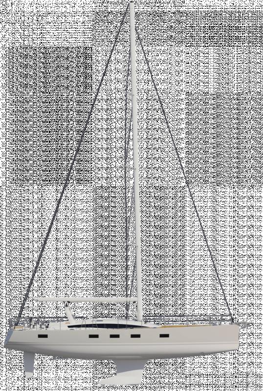 Jeanneau 64 │ Jeanneau Yachts of 20m │ Boat Sailboat Jeanneau  13708