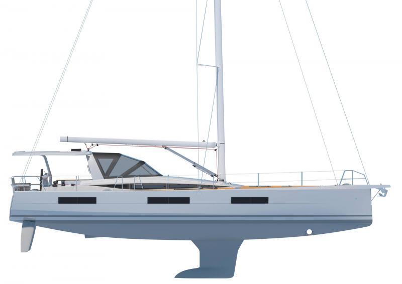 Jeanneau Yachts 60 │ Jeanneau Yachts of 18m │ Boat Sailboat Jeanneau  20849