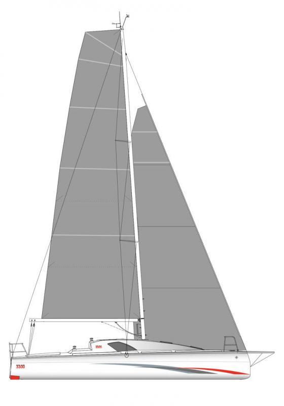Sun Fast 3300 │ Sun Fast of 10m │ Boat Sailboat Jeanneau  23295