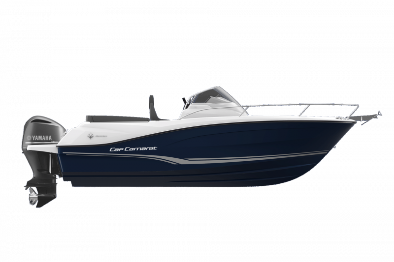 Cap Camarat 6.5 WA série3 │ Cap Camarat Walk Around of 6m │ Boat powerboat Jeanneau  17211