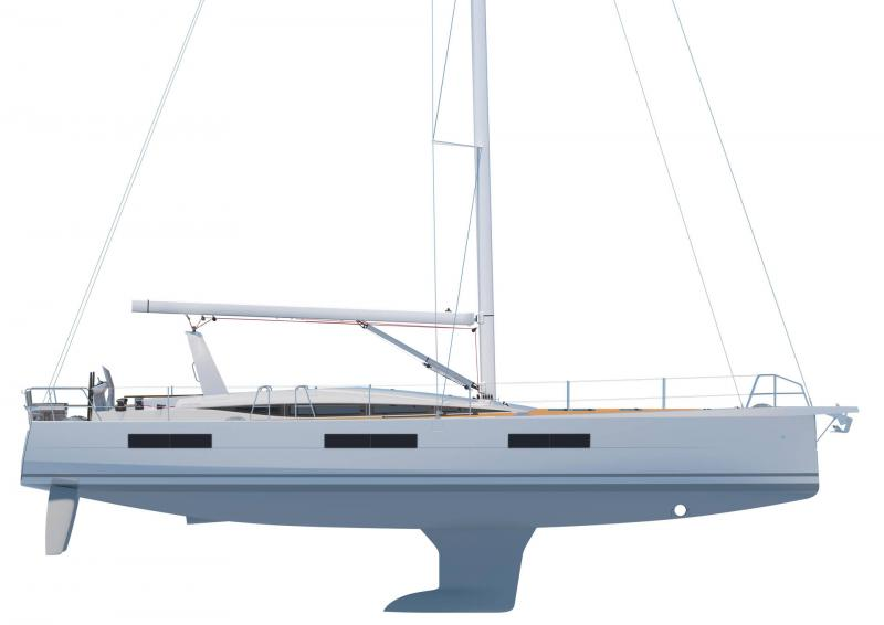 Jeanneau Yachts 60 │ Jeanneau Yachts of 18m │ Boat Sailboat Jeanneau  20852