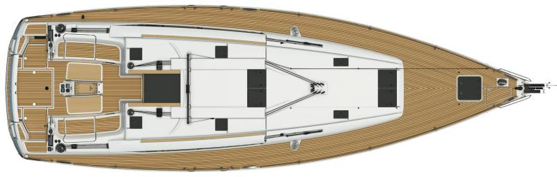 Sun Odyssey 519 │ Sun Odyssey of 16m │ Boat Sailboat Jeanneau  19823