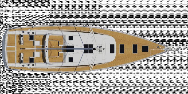 Jeanneau Yachts 64 │ Jeanneau Yachts de 20m │ Bateaux Voiliers Jeanneau  18124