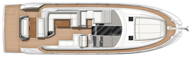Leader 46 │ Leader of 14m │ Boat powerboat Jeanneau  18522