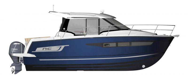 NC 895 │ NC Weekender of 9m │ Boat powerboat Jeanneau  18971