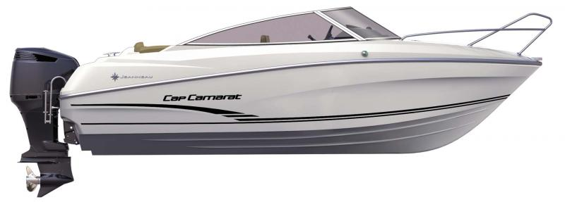 Cap Camarat 6.5 DC │ Cap Camarat Day Cruiser of 6m │ Boat powerboat Jeanneau  11115
