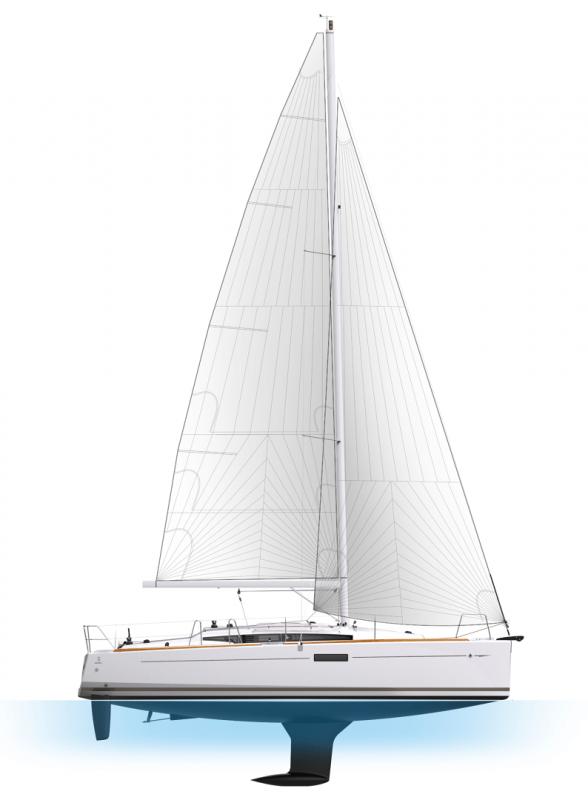 Sun Odyssey 349 │ Sun Odyssey de 10m │ Bateaux Voiliers Jeanneau  19210