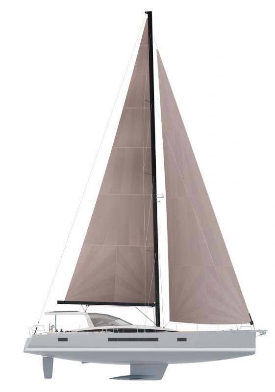 Jeanneau Yachts 65 │ Jeanneau Yachts of 21m │ Boat Sailboat Jeanneau  23058